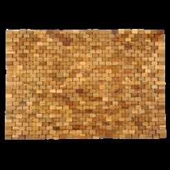 306-teak:3-badmat vierkantje teak (75x54cm)-2