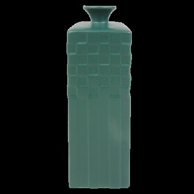 443-forrest-aardewerk vaas (12x12x35cm)-1