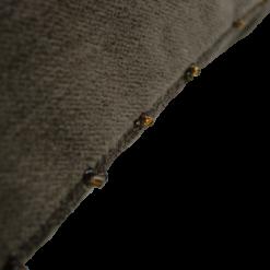 479-choco-velours kussen kraaltjes (40x70cm)-2