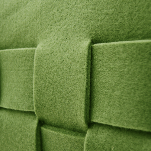 514-groen-vilten geweven mand medium (42x31x24,5cm)-3.