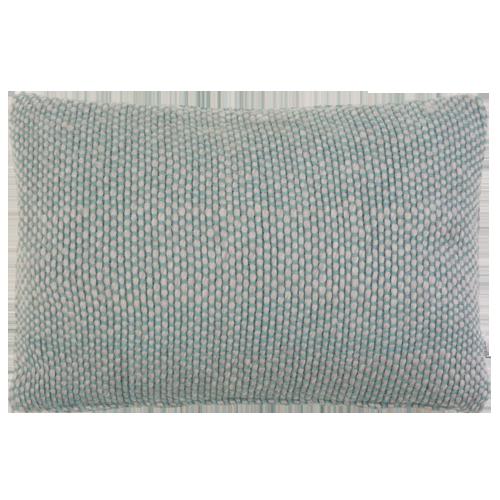 Diamond stitch blauw hinck amsterdam woonaccessoires met bijzondere texturen met oog voor detail van een hoge kwaliteit