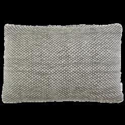 Diamond stitch charcoal kussen hinck amsterdam woonaccessoires met bijzondere texturen met oog voor detail van een hoge kwaliteit