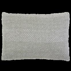 Diamond stitch groen kussen hinck amsterdam woonaccessoires met bijzondere texturen met oog voor detail van een hoge kwaliteit
