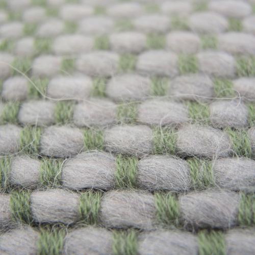 523-groen-kussen gebreid diamond stitch (50x35cm)-3