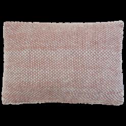 Diamond stitch roze kussen hinck amsterdam woonaccessoires met bijzondere texturen met oog voor detail van een hoge kwaliteit-1