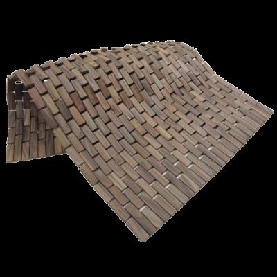 palissander badmat rechthoekje 1