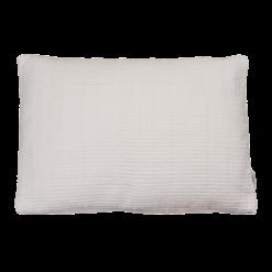 Baseline offwhite small kussen hinck amsterdam woonaccessoires met bijzondere texturen met oog voor detail van een hoge kwaliteit