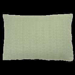 Wieber oilgreen small kussen hinck amsterdam woonaccessoires met bijzondere texturen met oog voor detail van een hoge kwaliteit