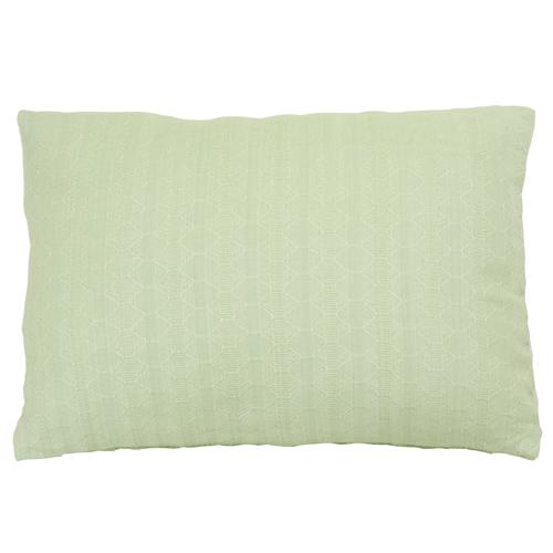 Wieber mintgreen medium kussen hinck amsterdam woonaccessoires met bijzondere texturen met oog voor detail van een hoge kwaliteit