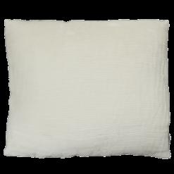 strings off white kussen hinck amsterdam woonaccessoires met bijzondere texturen met oog voor detail van een hoge kwaliteit
