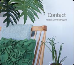 contact knop hinck amsterdam woonaccessoires met bijzondere texturen met oog voor detail van een hoge kwaliteit