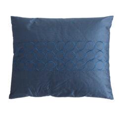 cirkels blauw large hinck amsterdam woonaccessoires met bijzondere texturen met oog voor detail van een hoge kwaliteit