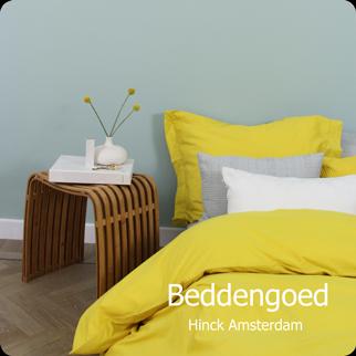 beddengoed knop shop hinck amsterdam woonaccessoires met bijzondere texturen met oog voor detail van een hoge kwaliteit