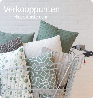 verkooppunten knop hinck amsterdam woonaccessoires met bijzondere texturen met oog voor detail van een hoge kwaliteit