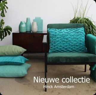 nieuwe collectie knop shop hinck amsterdam woonaccessoires met bijzondere texturen met oog voor detail van een hoge kwaliteit