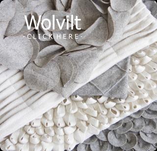 wolvilt knop wash and care hinck amsterdam woonaccessoires met bijzondere texturen met oog voor detail van een hoge kwaliteit