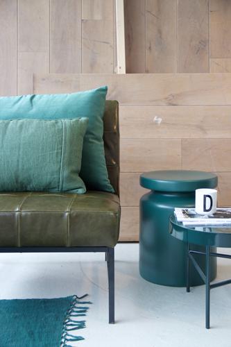 Interieur inspiratie groen kussens nieuwste trend vernieuwend hinck amsterdam woonaccessoires