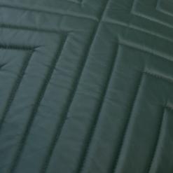 Bottlegreen leren kussen donker groen green detail hinck amsterdam leer 45x45cm woonaccessoires met bijzondere texturen met oog voor detail, handgemaakt en of handgeweven