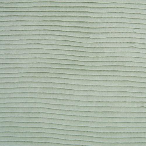 string katoenjersey/linnen dewgreen detail kussen mint groen zacht hinck amsterdam jersey 40x40cm woonaccessoires met bijzondere texturen met oog voor detail, handgemaakt en of handgeweven