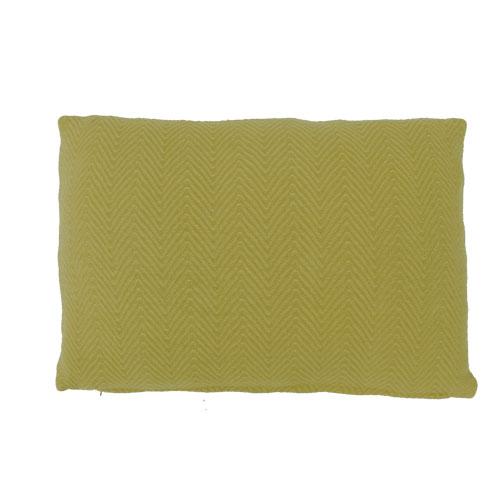 herringbone mustard kussen mosterd groen geel hinck amsterdam katoen 35x55cm woonaccessoires met bijzondere texturen met oog voor detail, handgemaakt en of handgeweven